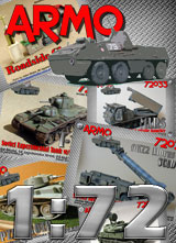 ARMO - Modele w skali 1:72 / Armor kits in 1:72nd