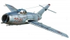 Bronco FB4013 1/48 MiG-15 bis Fagot-B Korean War