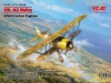 ICM 32020 1/32 CR. 42 Falco, WWII Italian Fighter