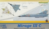 Eduard 8495 (SALE K) 1/48 Mirage IIIC (Weekend ...