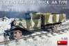 MiniArt 35265 1/35 1,5 Ton Railroad Truck AA Type