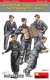 MiniArt 35275 1/35 German Tank Crew ( Normandy 1944 ) Special Edition