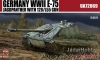 ModelCollect UA72069 1/72 Germany WWII E-75 STUG ...