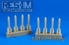 RES-IM 32006 1/32  RS-82 rockets