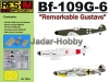 "RES-IM RI7201 1/72  Bf-109 G-6 ""Remarkable ..."