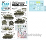 Star Decals 35-C1104 1/35 US Special Shermans - ...