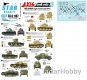 Star Decals 35-C1107 1/35 Axis & East European ...