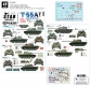 Star Decals 48-B1002 1/48 T-55A Balkan War