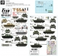 Star Decals 48-B1003 1/48 T-55A War - Africa, ...